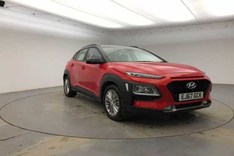 Hyundai Kona SE 1.0 (6-speed M/T 2WD) 5-door wagon