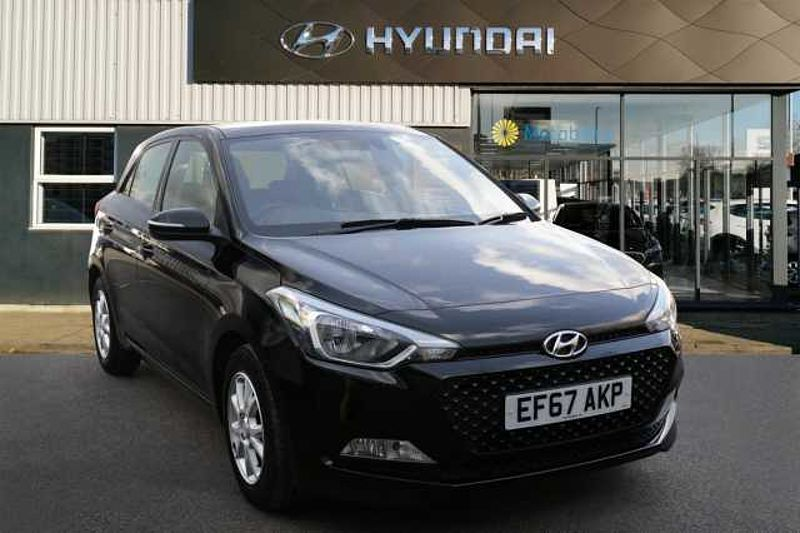 Hyundai i20 1.2 SE (84 PS) 5 Door