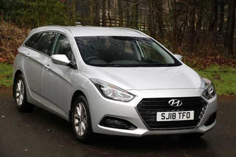 Hyundai i40 Tourer i40 1.7 CRDi S Blue Drive (115PS) Tourer